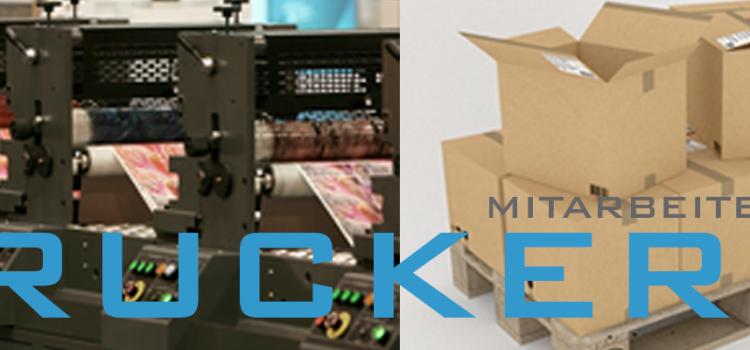 Lagermitarbeiter für Druckerei in Nettetal